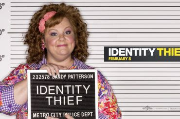 Melissa McCarthy plays the Identity Thief, who turns Sandy Patterson's life upside down.