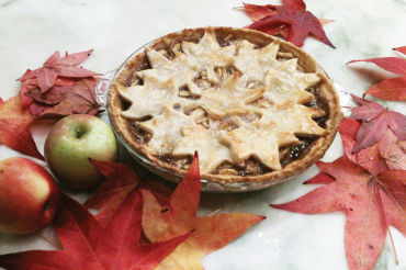 Adding alternative ingredients and baking with unique culinary methods can put a twist on your traditional Thanksgiving pie.