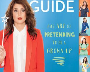 "Famous Youtuber Grace Helbig released her first book, ""The Art of Pretending to Be a Grown Up,"" which gives life advice to high school and college students"