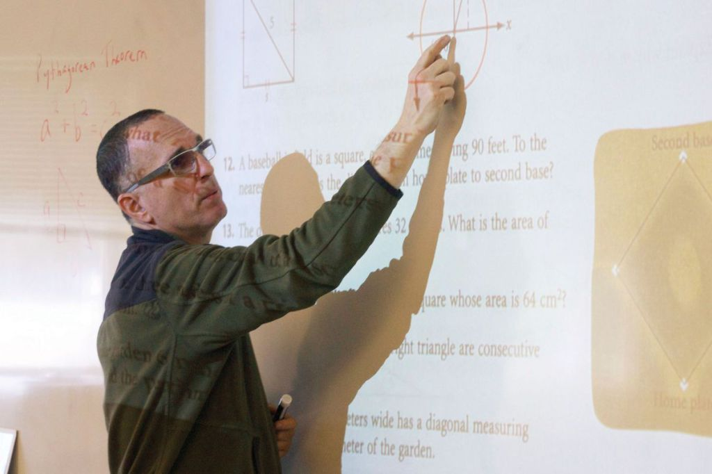 Geometry A, Algebra P3-P4 discontinued - The Redwood Bark