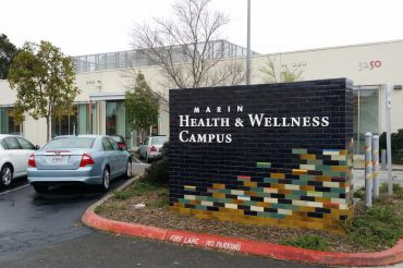 HEALTH and Wellness Campus for Foster Care in San Rafael, the location of the orientation