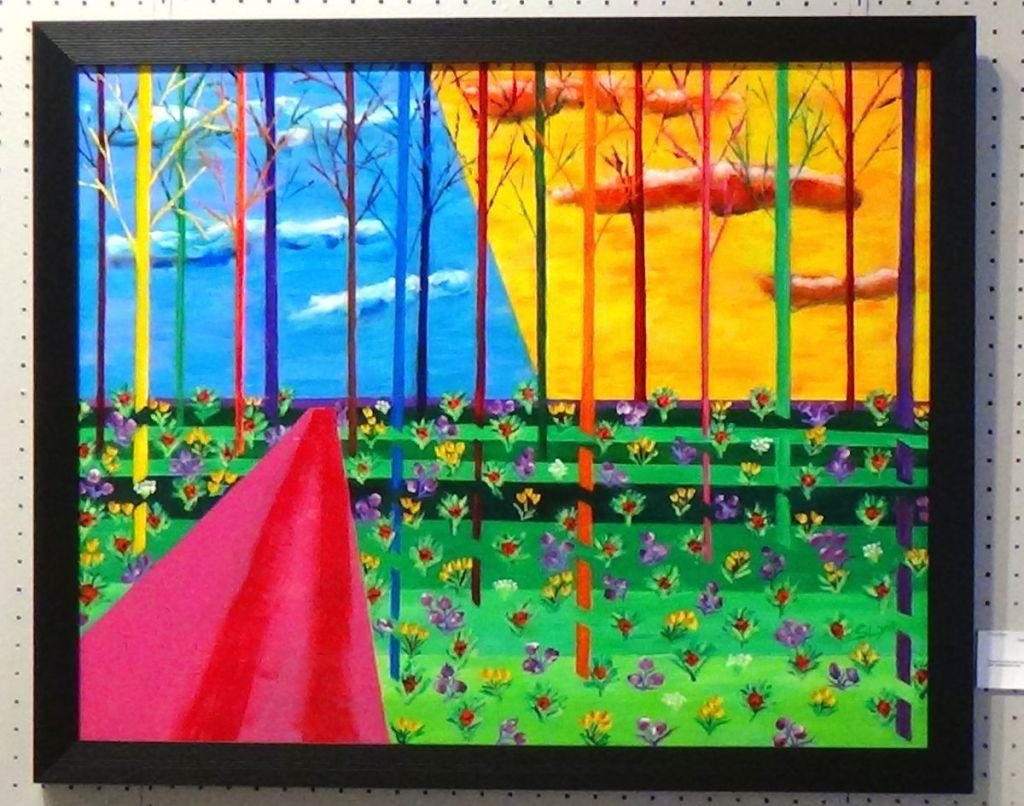 Go Green! exhibit presents art with a meaningful message - The ...