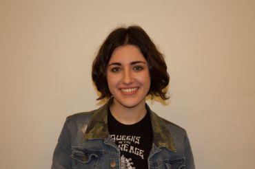 Senior Matine Kazemi will spend her year pursuing music.