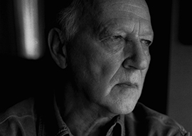 Werner Herzog, director of LO AND BEHOLD, a Magnolia Pictures release.