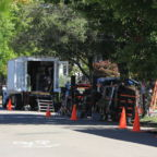 Netflix series filming supports local economy