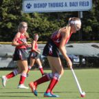 Varsity field hockey team defeats Marin Catholic for second win of season