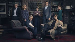 """Sherlock's"" fourth season brings back our beloved favorites such as John and Mary Watson, Greg Lestrade, Molly Hooper and Mrs. Hudson."