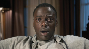 "Main Character, Chris Washington (Daniel Kaluuya) enters the ""sunken place"""