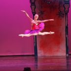 Senior ballerina reaches out to community