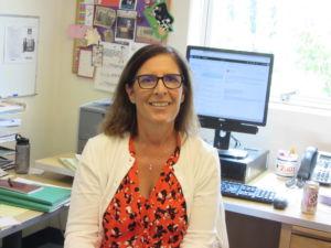Ann Jaime, teacher of American Women's History
