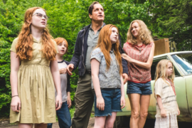 """Portraying the development of a young girl in an unconventional family, """"The Glass Castle"""" succcessfully showcases the memories of author Jeannette Walls."""