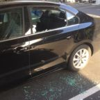 Continued break-ins escalated to a stolen car