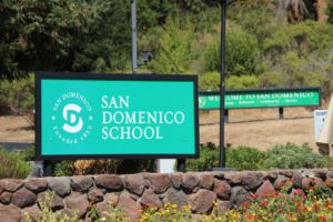 Located in San Anselmo, San Domenico school has sparked controversy over their decision to remove religious statues.