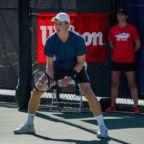 Junior makes history despite falling short in the Tiburon Challenger