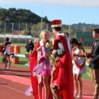 Devon Cusack and Jake Hanssen crowned homecoming king and queen