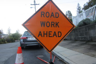 Work on the roads will start immediately, with some of Larkspur's streets already having begun construction.