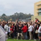 Redwood films its second lip dub four years after the first