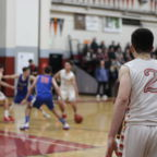 Varsity boys' basketball vanquishes Tam High