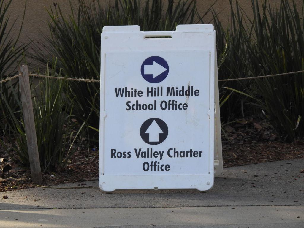 Due to the sharing of facilities, tensions have started to grow between White Hill Middle and Ross Valley Charter.