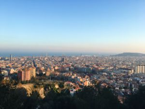 Sophomore Cassidy Rodgers explores Barcelona, her new home for half a year.