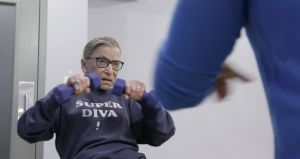 Portraying more lighthearted aspects of Ginsburg's life, sections discussing her workouts and her friendship with the late Antonin Scalia brought humor to the documentary.