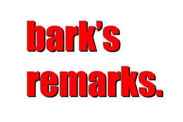 bark'sremarks