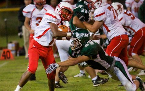 Varsity football crushed by Sonoma in opener