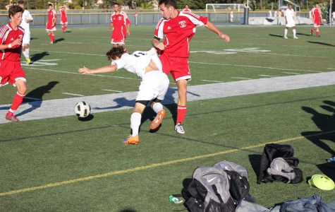 Boys' soccer seeks out exciting victory