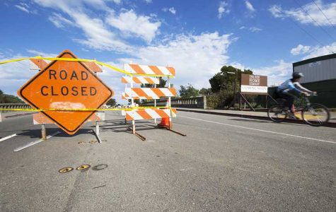 Doherty Dr. closure forces students to change morning routes to school