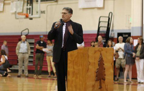 Principal welcomes parents