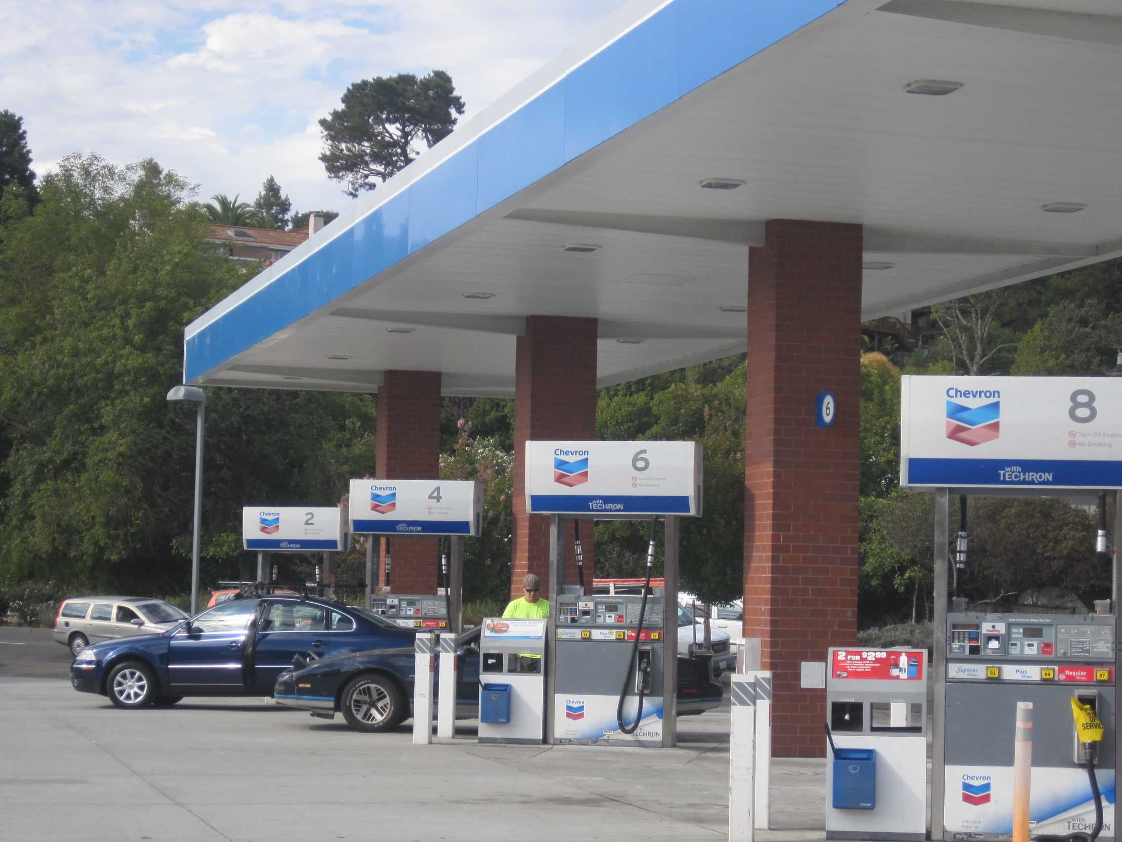 Review: Get pumped: Exploring local gas stations
