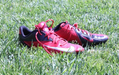 Got cleats? Seniors recycle athletic shoes for charity