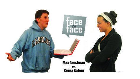 Face-to-Face: Should teens be judged for their online pages?