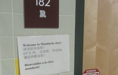 Mandarin class cancellation leads to night class alternative