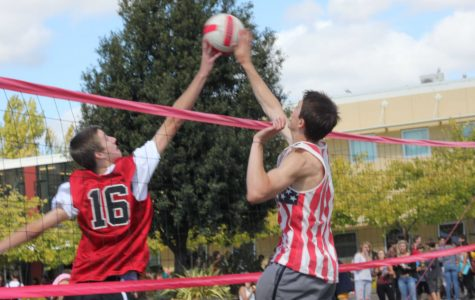 Student portion of volleyball tournament comes to dramatic close