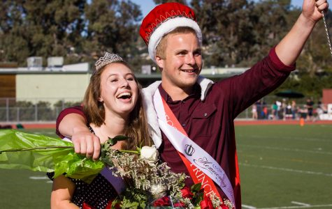Congrats to your 2012 Homecoming King and Queen, Will Finnie and Kally Watson!