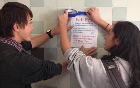 Making a point of action: Club aims to raise money and awareness for ALS
