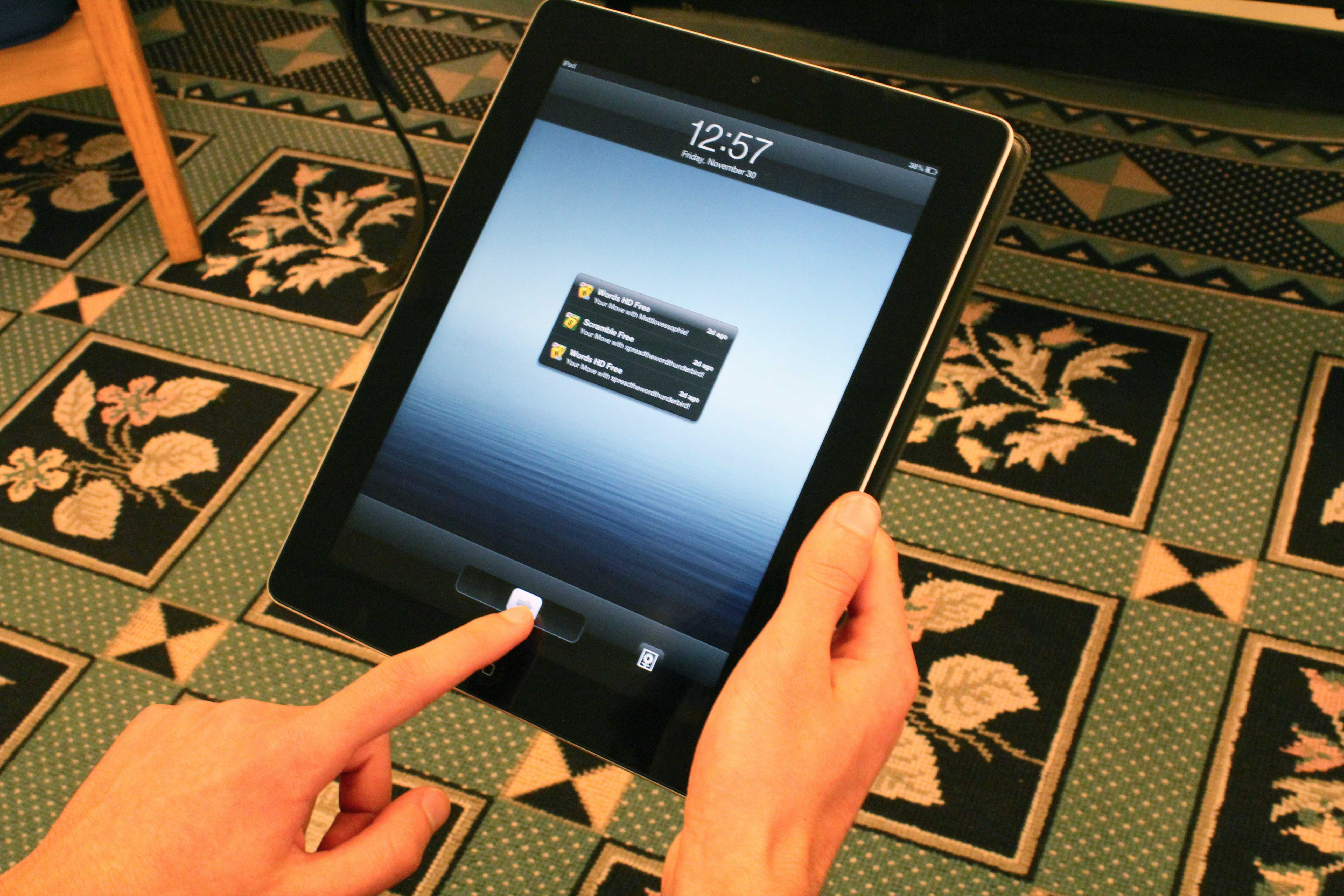 iPad 4 comes with no major changes