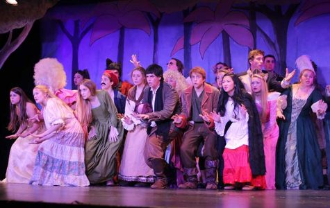 Into the Woods has impressive opening night