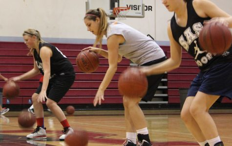 Girls basketball set to overcome low turnout