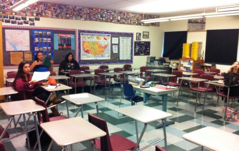 The San Francisco Giants World Series Parade left classrooms feeling hauntingly empty this Halloween.