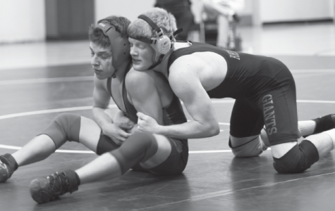 Wrestlers look to finish season strong
