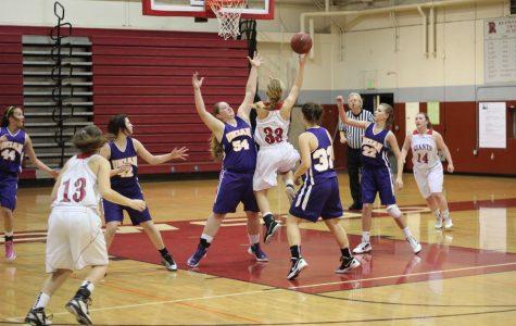 Gallery: Girls' varsity basketball loses close game to Ukiah