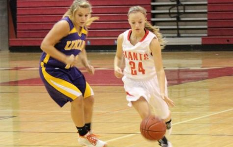 Freshmen girls suffer home defeat to Ukiah High