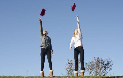 Early graduates get a jumpstart on future