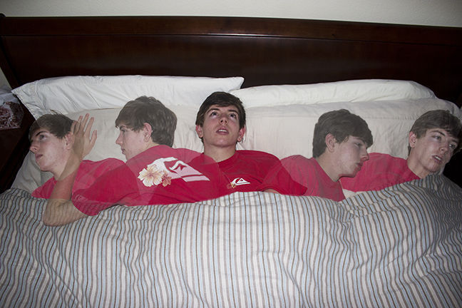 Tossing and turning: Lack of sleep linked to teen body clock