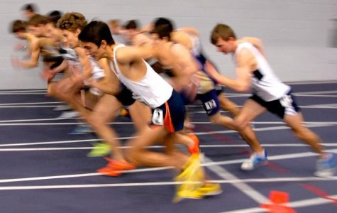 Cross country runners transition well into track season