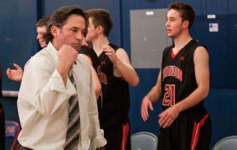 Boys' varsity basketball ends regular season strong