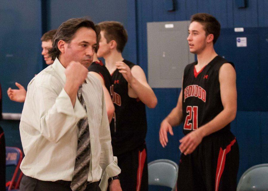 Boys varsity basketball ends regular season strong