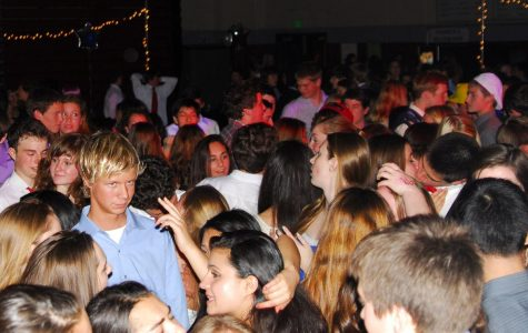 Hundreds of students were in attendance at the 2012 MORP dance (above). However, only 77 students had purchased tickets for this year's dance as of Thursday.